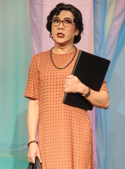 Thành Lộc đầu tư về trang phục cho vai diễn này.