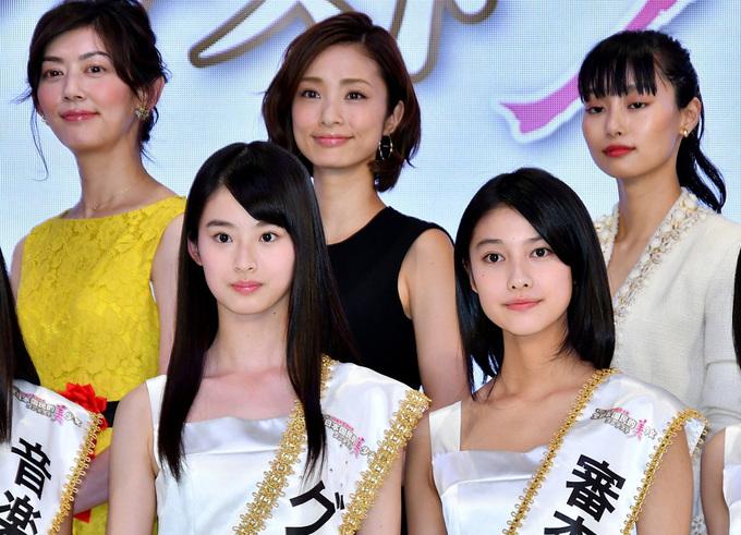 Cô gái 14 tuổi đoạt danh hiệu Thiếu nữ quốc dân Nhật Bản