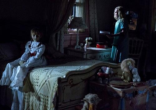 Annabelle ra tay kinh hoàng trong phim mới