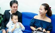 Vợ kém 44 tuổi của Đức Huy mang bầu lần hai