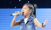 Bé 11 tuổi hát về tình cha con gây xúc động ở The Voice Kids