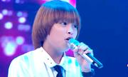 Quán quân Vietnam Idol Kids bị chê hát bè quá to