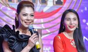 Thanh Thảo trêu Thủy Tiên dùng game show để tuyển rể sớm