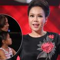 Chồng Việt Hương chăm con gái 8 tuổi cho vợ ghi hình