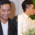 Tình cũ Quý Bình dự tiệc cưới Lê Phương ở Sài Gòn