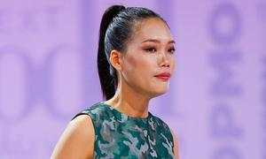 Nguyễn Hợp bị loại khỏi Next Top vì không nghe lời giám khảo