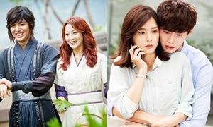 Xu hướng mỹ nhân Hàn yêu đàn em thua chục tuổi trên phim
