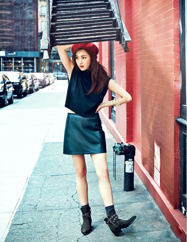 Bạn gái 9x của Hyun Bin biến hóa nhiều phong cách