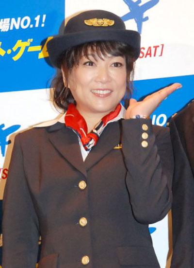 Hori Chiemi tại buổi quảng bá phim năm 2004.