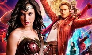 Các siêu anh hùng không cứu nổi phòng vé Hollywood ế ẩm