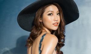 Quỳnh Châu bỏ thi Hoa hậu Hoàn vũ Việt Nam vào giờ chót