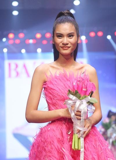 Nhan sắc quán quân Vietnams Next Top Model. Ảnh: Bil.