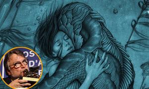 Phim 18+ về cô gái yêu thủy quái thắng giải Sư Tử Vàng