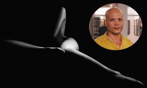 Hạo Nhiên: 'Tôi có nhiều rung cảm khi chụp ảnh khỏa thân'