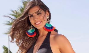 Người đẹp 1,82 m đăng quang Hoa hậu Hoàn vũ Tây Ban Nha