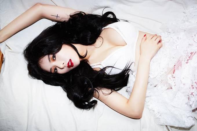 HyunA - biểu tượng gợi cảm mới của Kpop
