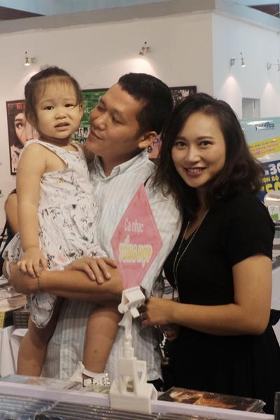 Con gái của Khánh Linh và Trần Tùng tên