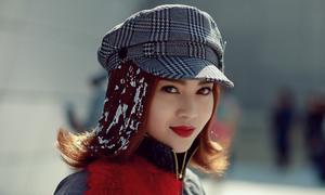 Lan Ngọc diện đồ hơn 100 triệu đồng tại Seoul Fashion Week