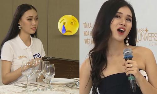Những phát ngôn, tình huống hài hước tại Hoa hậu Hoàn vũ Việt Nam