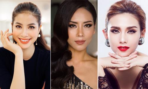 Nhan sắc Việt Nam tại Miss Universe 10 năm qua
