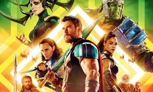 'Thor: Ragnarok' được giới phê bình khen