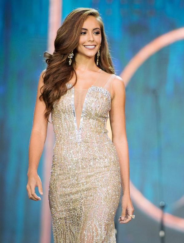 <p> Hoa hậu Puerto Rico - Brenda Azaria Jimenez - là ứng viên sáng giá. Cô gái 22 tuổi cao 1,8 m, số đo ba vòng là 81-58-91 cm.<br /><br /> Chung kết Hoa hậu Hòa bình Quốc tế 2017 sẽ diễn ra tối 25/10 tại Phú Quốc, Kiên Giang.</p>