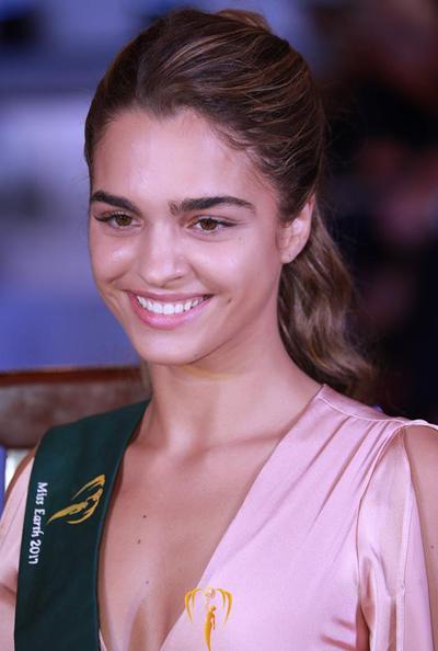 Người đẹp đến từ Áo.