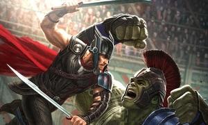 Tiếng cười lấn át cảnh tận thế trong 'Thor: Ragnarok'