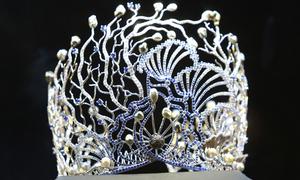 Vương miện 3,2 tỷ đồng của Hoa hậu Đại dương 2017