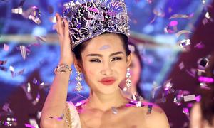 Tân Hoa hậu Đại dương: 'Tôi không mua giải'