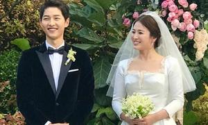 Song Hye Kyo - Song Joong Ki tránh cầu kỳ trong đám cưới