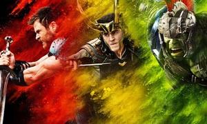 'Thor: Ragnarok' thắng lớn ở Mỹ, phá kỷ lục ở Trung Quốc