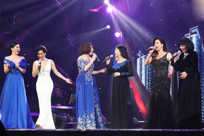 Hồng Nhung khen nhan sắc Ý Lan 'đẹp nhất Việt Nam'
