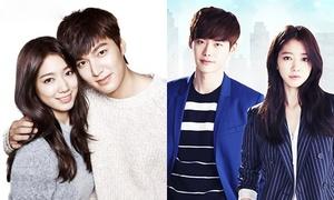 Tám người tình màn ảnh của mỹ nhân Park Shin Hye