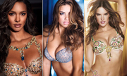Mẫu nội y triệu USD của Victoria's Secret qua các năm