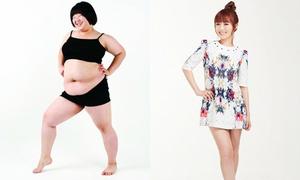 Diễn viên hài Hàn Quốc đổi đời nhờ giảm 53 kg