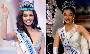 Sáu mỹ nhân Ấn Độ đăng quang Hoa hậu Thế giới