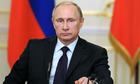Phát hành sách về cuộc đời Tổng thống Nga Putin