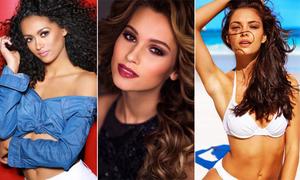 10 nhan sắc được dự đoán đăng quang Miss Universe 2017