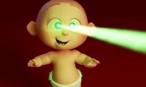 Trailer gia đình siêu nhân tái xuất sau 13 năm thu hút trong tuần