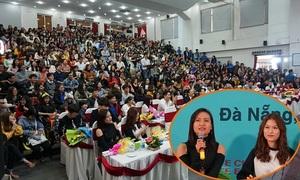 Sinh viên Đà Nẵng đổ xô gặp nghệ sĩ ở liên hoan phim