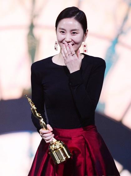 Kim So Jin.