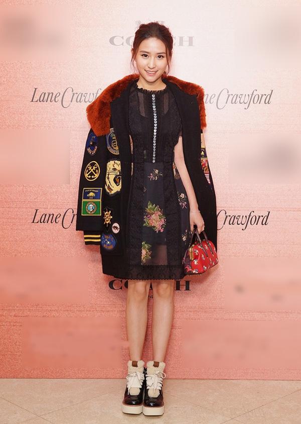 Phong cách của ái nữ 'Vua sòng bạc Macau'