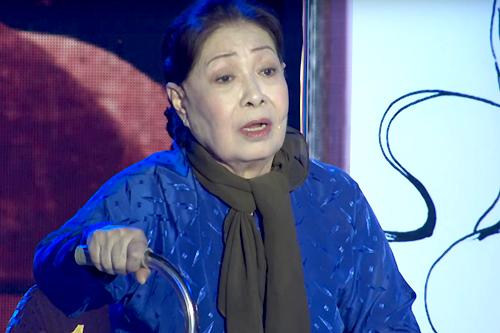 Nghệ sĩ Ưu tú Ngọc Hương.