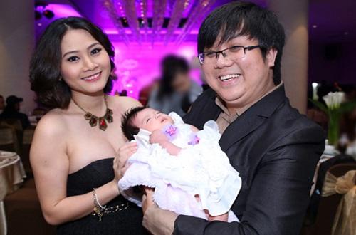 Thanh Hiền sinh cho ông xã nàng công chúa nhỏ - Grammy.