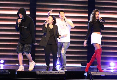 Rocker Nguyen, Huu Vi, CindyV