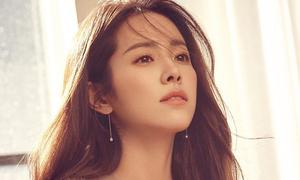Mỹ nhân Han Ji Min khoe sắc tuổi 35
