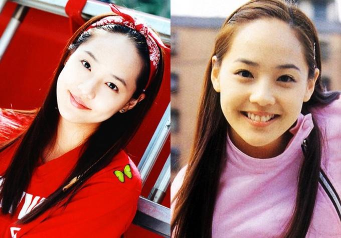 """<p> Eugene là biểu tượng nhan sắc đình đám Hàn Quốc suốt hai thập kỷ qua. Cô tên thật là Kim Yoo Jin, từng là thành viên của S.E.S - nhóm nhạc thần tượng đời đầu Kpop. Thời ấy, nền công nghiệp phẫu thuật thẩm mỹ Hàn chưa phát triển, cô trở thành tiêu chuẩn chung cho cái đẹp tự nhiên. Các chuyên gia sắc đẹp đánh giá cao ngoại hình tươi tắn, đường nét hài hòa của mỹ nhân sinh năm 1981.<br /> Không chỉ sở hữu lượng fan đông đảo, Eugene còn là """"nữ thần trong mộng"""" của nhiều ngôi sao lớn thập niên 1990 như Tony Ahn (nhóm nhạc H.O.T), Shin Hye Sung (nhóm Shinhwa), Kangta (H.O.T), Lee Ji Hoon, Yun Ho (DBSK)...</p>"""