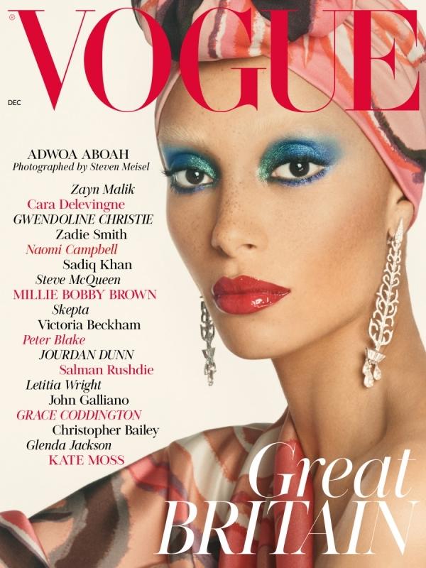 Adwoa Aboah - từ quá khứ nghiện ngập đến 'Người mẫu của năm 2017'
