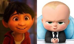10 phim hoạt hình nổi bật năm 2017